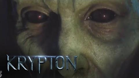KRYPTON First Look at KRYPTON's Brainiac SYFY