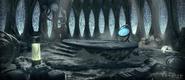 Fortress of Solitude concept artwork