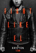 House of El poster - Fight Like El 2