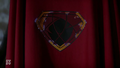 House of El sigil turns into Zod sigil
