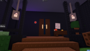 Mansion's Front Door (Closed)