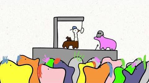Egzekucja gryficy gnildy (kuce 9)