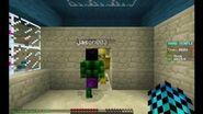 Dumb kid rages at Minecraft