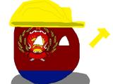 Beijing Pact WorkerBall