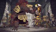 Ponto and Lord Darkan