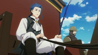 Merazophis carriage anime 2021 ep14