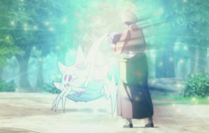 Episode 18 healing