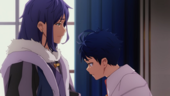 Leston comfort Shun Anime Ep 10