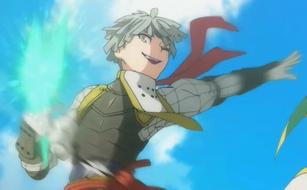 Sajin - Anime