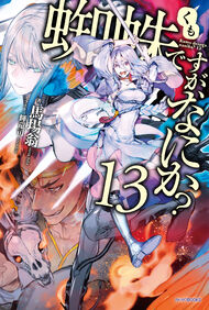 Volume 13 Cover - Japanese