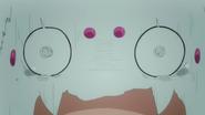 Kumoko trying to use Detection anime ep3