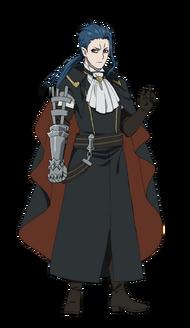 Merazophis Anime