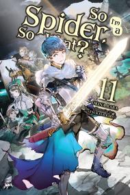 Volume 11 Cover - English