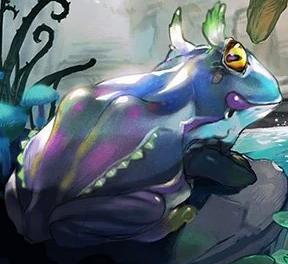 Elroe Frog