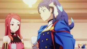 Katia Shun Fei Anime Ep1