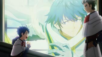 Shun Talking About Julius Hugo Anime Ep2 C