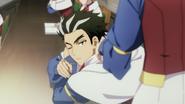 Hugo being awaken anime ep3