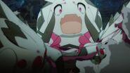 Kumoko Seeing Her Sibling Get Eaten
