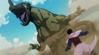 Fenegrad Anime