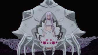 Kumoko Arachne evolution