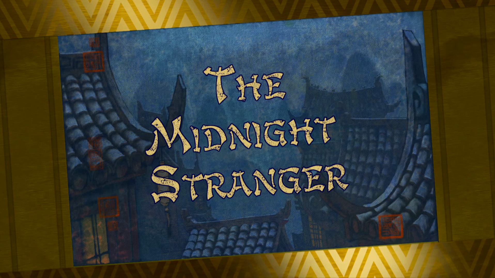 The Midnight Stranger/Transcript