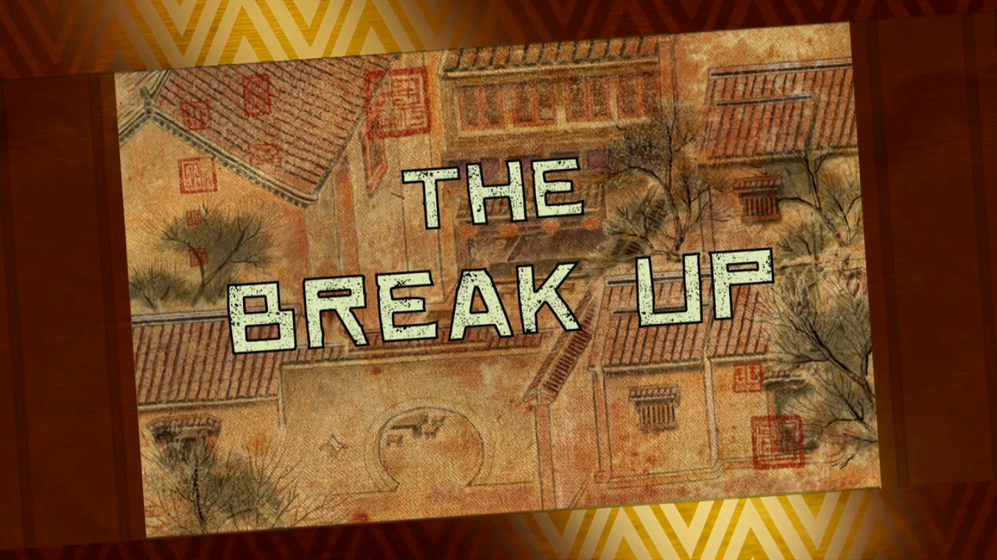 The Break Up/Transcript