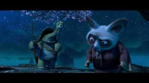 Oogway Ascends - Kung Fu Panda clip