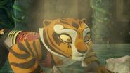 Tigress cute face
