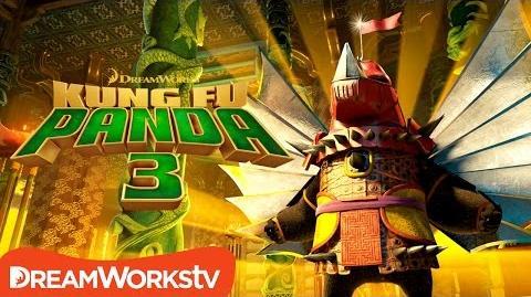 Hall of Heroes - Kung Fu Panda 3 (2016)