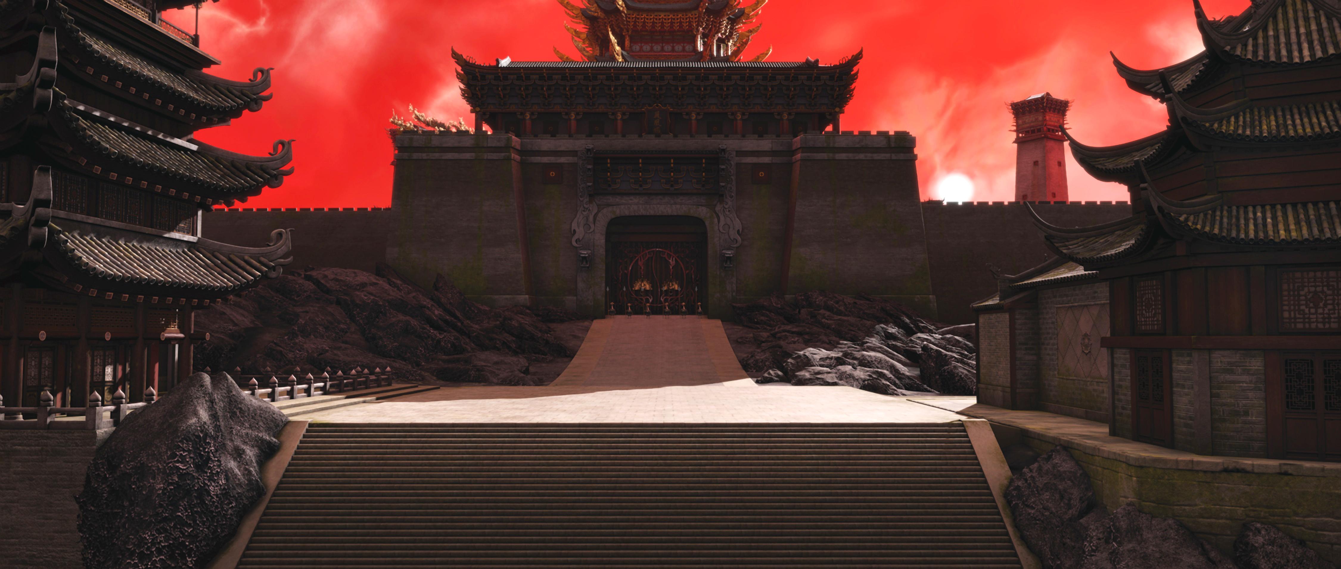 Invasion of Gongmen City