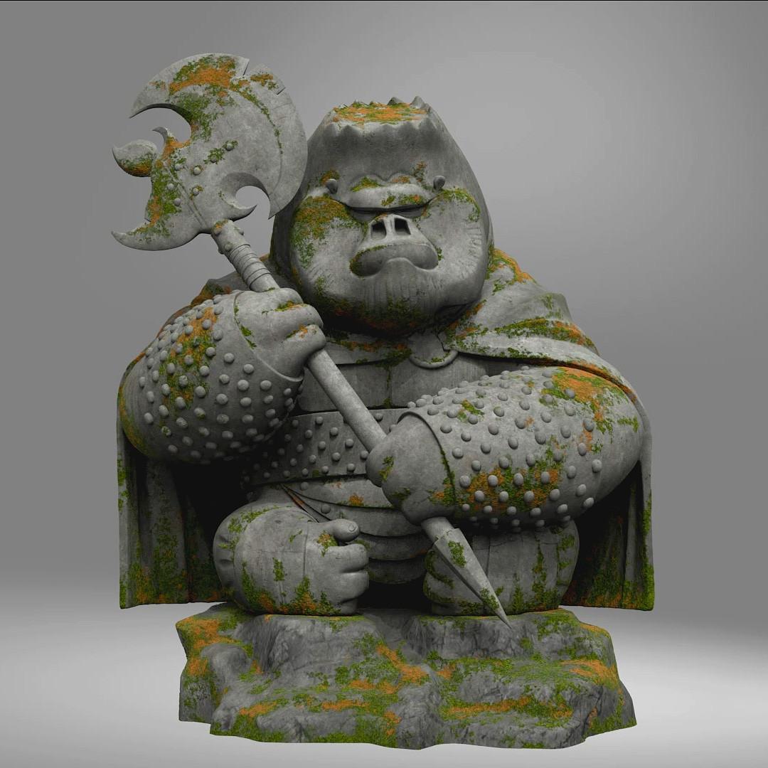Master Gorilla