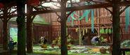 Panda-village-concept