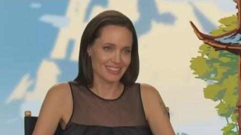 Angelina Jolie Says Her and Brad Pitt's Kids Don't Want to Be Actors