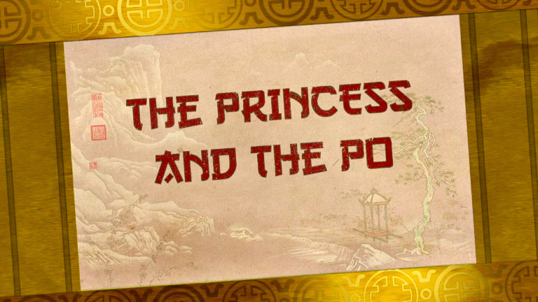 The Princess and the Po/Transcript