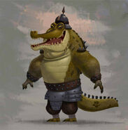 Croc-bandit-art