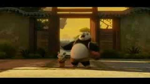 Kung Fu Fighting (Rain) - 18 KFP soundtrack