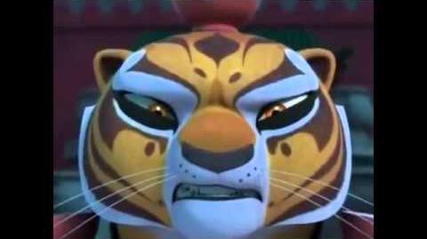 NEW Kung Fu Panda Legends of Awesomeness A Tigress Tale