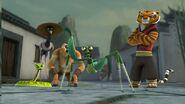 Kung fu panda Bosom Enemies HD 720p25