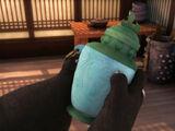 Mongolian Fist Demon Jar