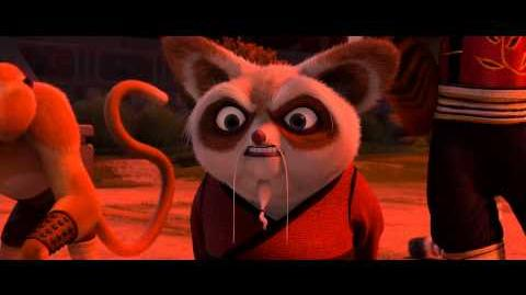 Kung Fu Panda (2008) - Clip Po won't quit