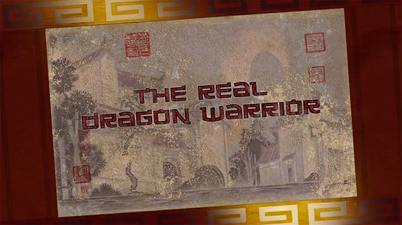 The Real Dragon Warrior/Transcript