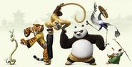 Kung fu Panda 3 al maximo