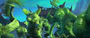 Jade zombies at the Panda Village 2