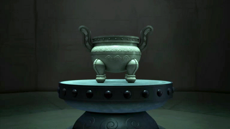 Alabaster Pot of Remembrance