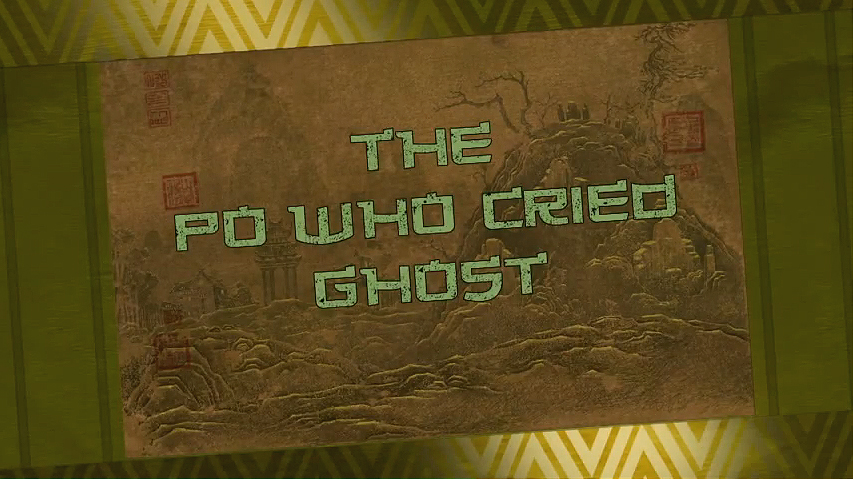 The Po Who Cried Ghost/Transcript