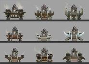 Rhino Platforms Sheet