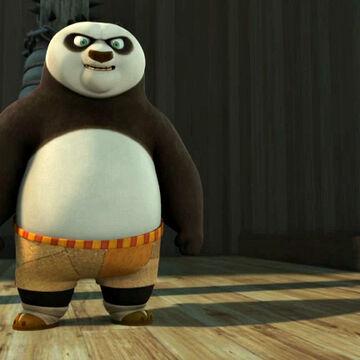 Bad Po Character Kung Fu Panda Wiki Fandom