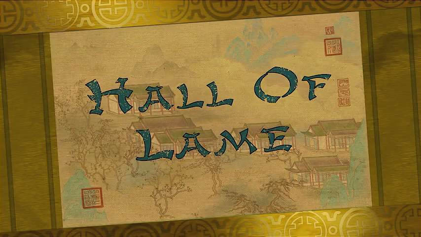 Hall of Lame/Transcript