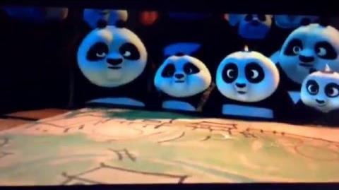 Kung Fu Panda 3 TV Spot 1