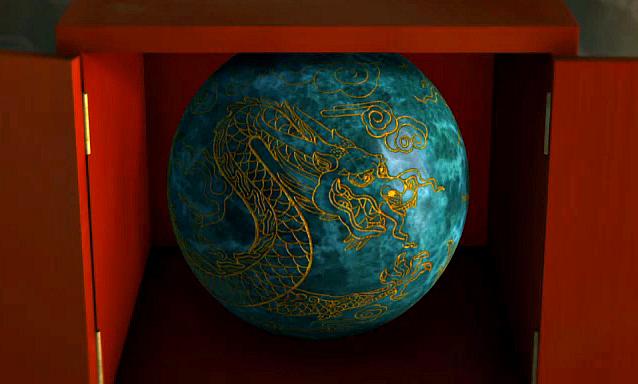 Jade Orb of Infinite Power